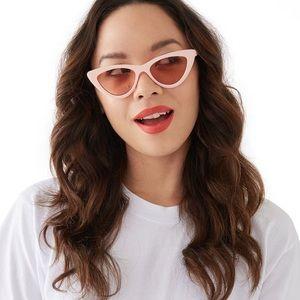 Ban.do Pink Cat Eye Sunglasses